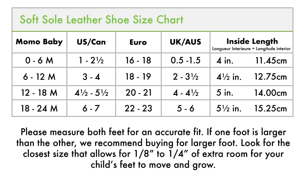 momo baby soft sole leather shoes