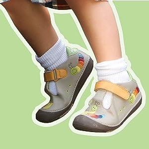 Momo Baby boy flexible rubber soles