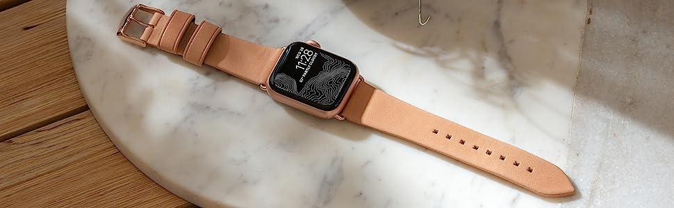 Modern Strap Slim Gold Hardware