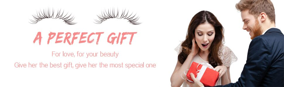 false eyelashes set