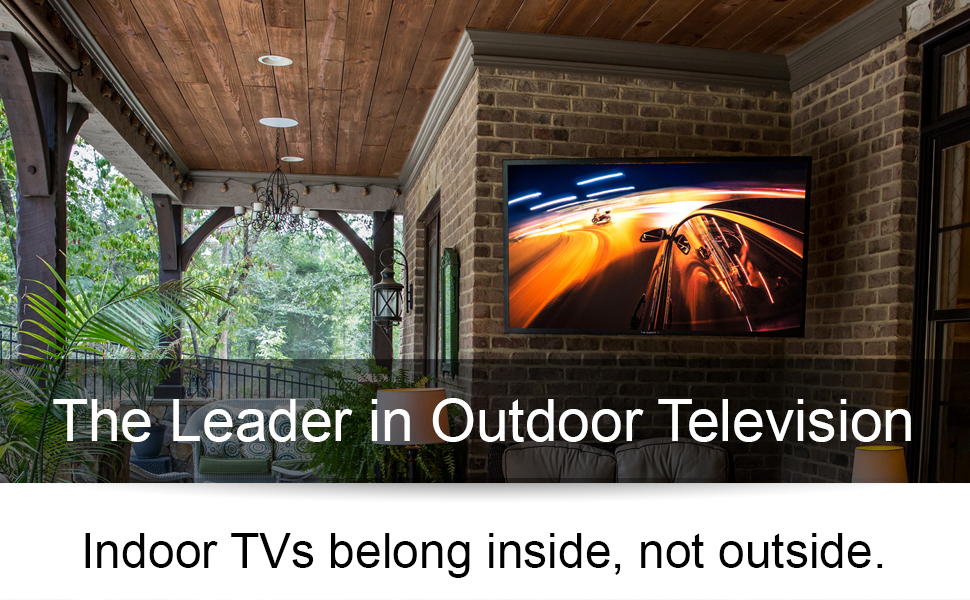The Leader in Outdoor Television