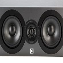 Graphite Q Acoustics 3090c Center Channel Speaker
