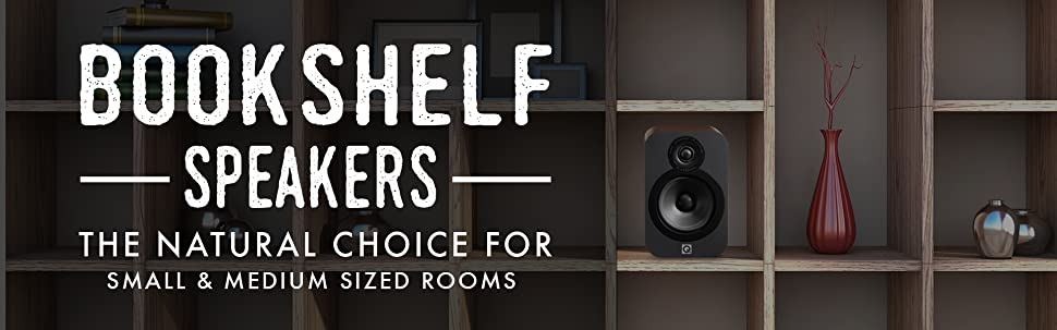 Optimal Performance In A Small Package Our 3020s Are Bookshelf Speakers