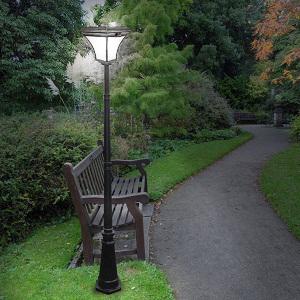 Dusk to Dawn Yard Lihgt- Banord Daylight