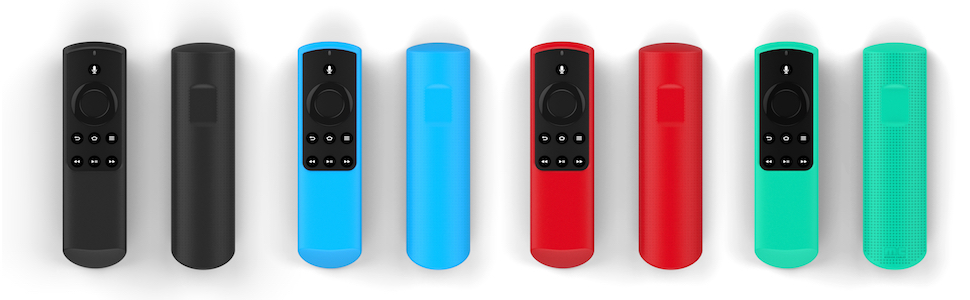 Fire TV Remote Cover Family