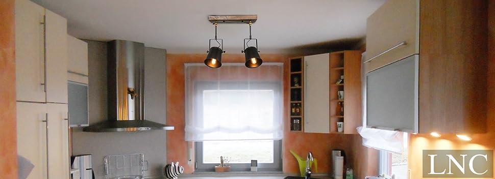 lnc wood close to ceiling track lighting spotlights 2 light track