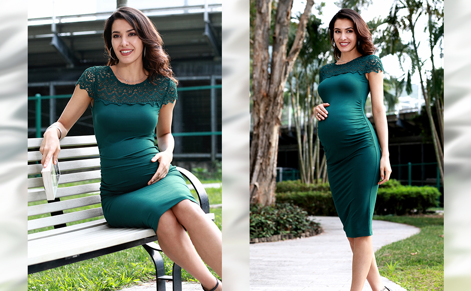 4b1c33f379 Advantages of this fabric  Soft to the Touch  Comfortable  Moderately  Thick  Super Stretchy. pattyboutik lace dress