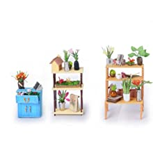 diy Dollhouse Kit Miniature Furniture
