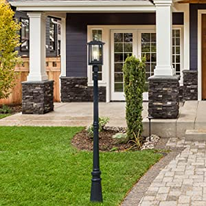 Outdoor Post Light a197