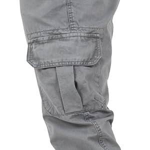 Pantalon de sport 100/% Coton Jersey 5XL Taille XS Plusieurs Coloris Disponibles Chevilles /élastiqu/ées Cordon /à la Taille URBAN CLASSICS Pantalon de Jogging Cargo pour Homme