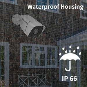 IP66 Weatherproof