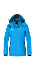823d5b61ba7e Women s Winter Coat · Women s Windproof Ski Jacket · Women s Mountain Ski  Jacket · Women s Lightweight Rain Jacket · Women s Fleece Insulated Pants ·  Wantdo ...