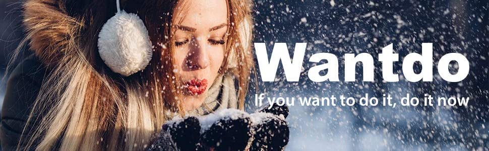 wantdo womens winter coat