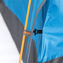 2-3 person instant tent simple connective
