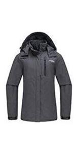 37d8581473 Women s Winter Coat · Women s Windproof Ski Jacket · Women s Mountain Ski  Jacket · Women s Lightweight Rain Jacket · Women s Fleece Insulated Pants ·  Wantdo ...