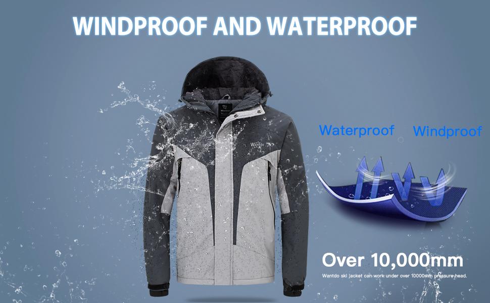 Men s Windproof Coat · Men s Winter Coat · Men s Hooded Ski Jacket · Men s  Wind Jacket · Men s Hiking Jacket · Men s Rain Coat 7391aa9ee