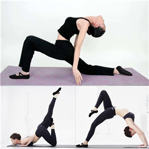 Amazon.com: Yoga Socks for Women Non-Slip Grips and Straps ...