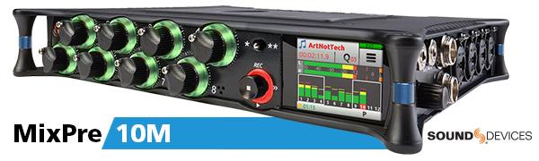 Amazon.com: Dispositivos de sonido mixpre-10 m portátil ...
