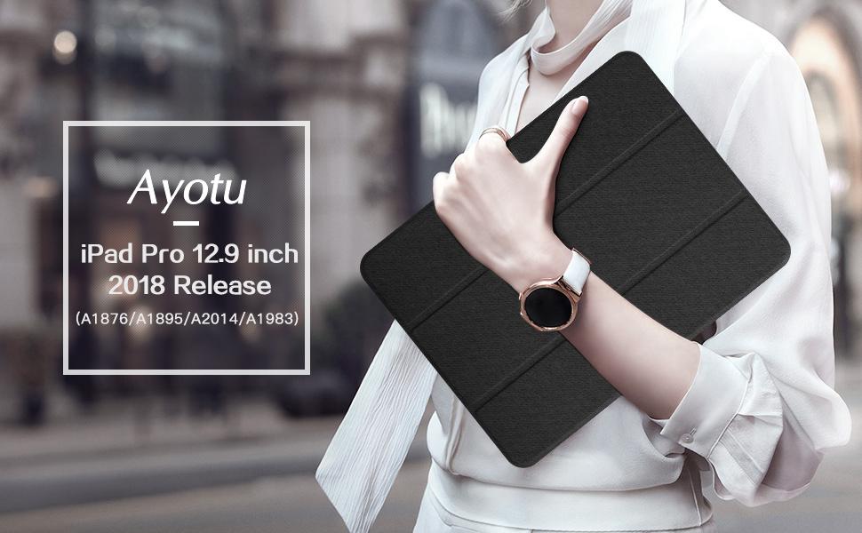 iPad Pro 12.9 case