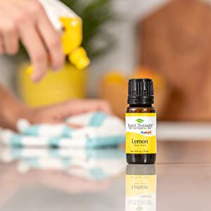 single oils lemon