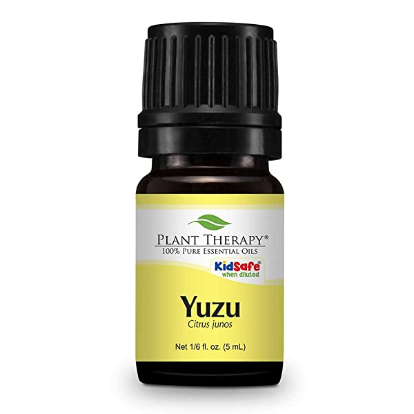 amazon com plant therapy yuzu essential oil 5 ml (1 6 oz) 100% pureplant therapy yuzu essential oil 5 ml (1 6 oz)