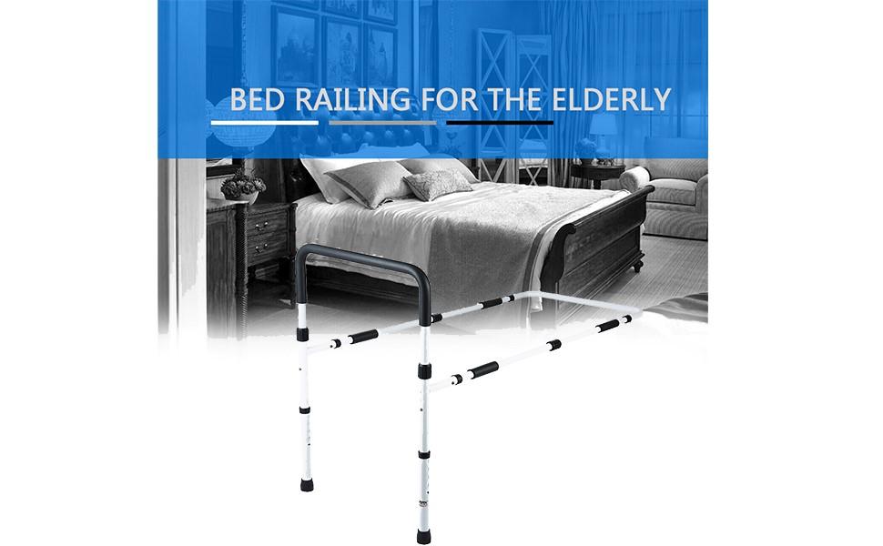 Amazon.com: Medokare Bed Rails for Elderly Adults ...