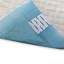 bed mats for incontinence bed pads disposable bed mat pad twin mattress underpads kids extra toddler