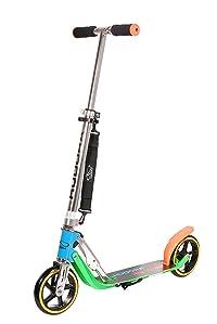 Amazon.com: Hudora 14747 plegable altura ajustable Pie ...
