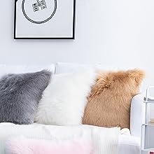 mix of pillows