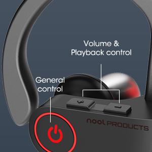 np11 bluetooth earphones