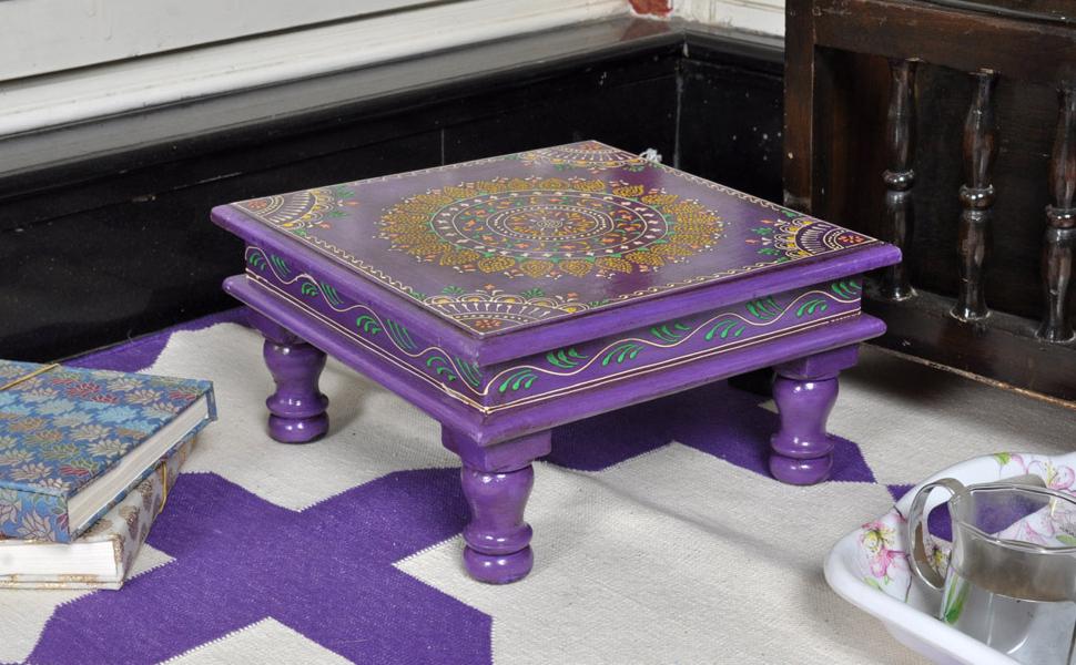 amazon com lalhaveli indian hand painted meenakri work designer