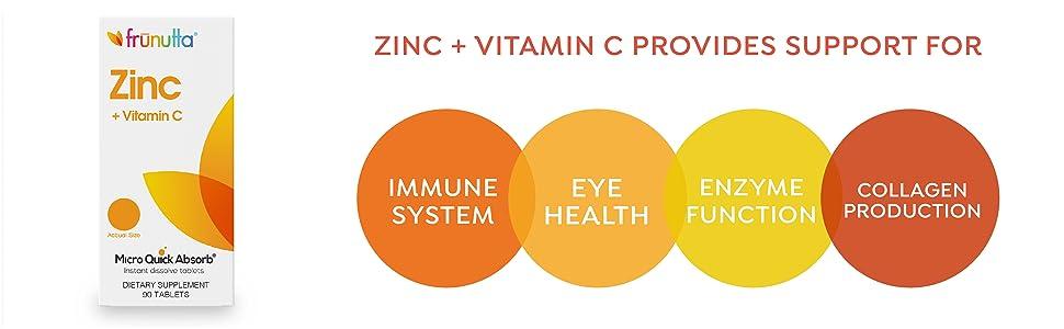 Zinc + Vitamin C
