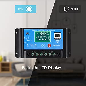 solar comtroller