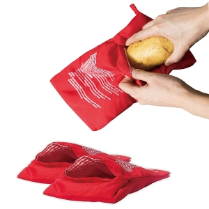 Amazon.com: fecihor 3 Pack de bolsa microondas Potato Cocina ...