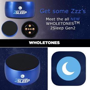 Wholetones 2Sleep, get to sleep