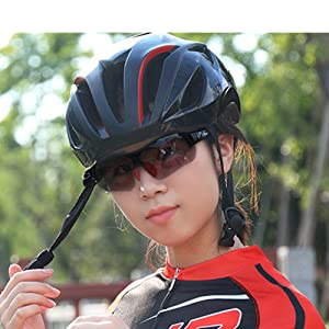 11ce857f81 Amazon.com   Eleoption Sports Sunglasses Photochromic Cycling ...