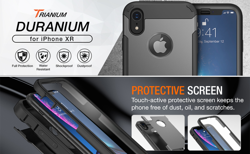 iphone xr case holster