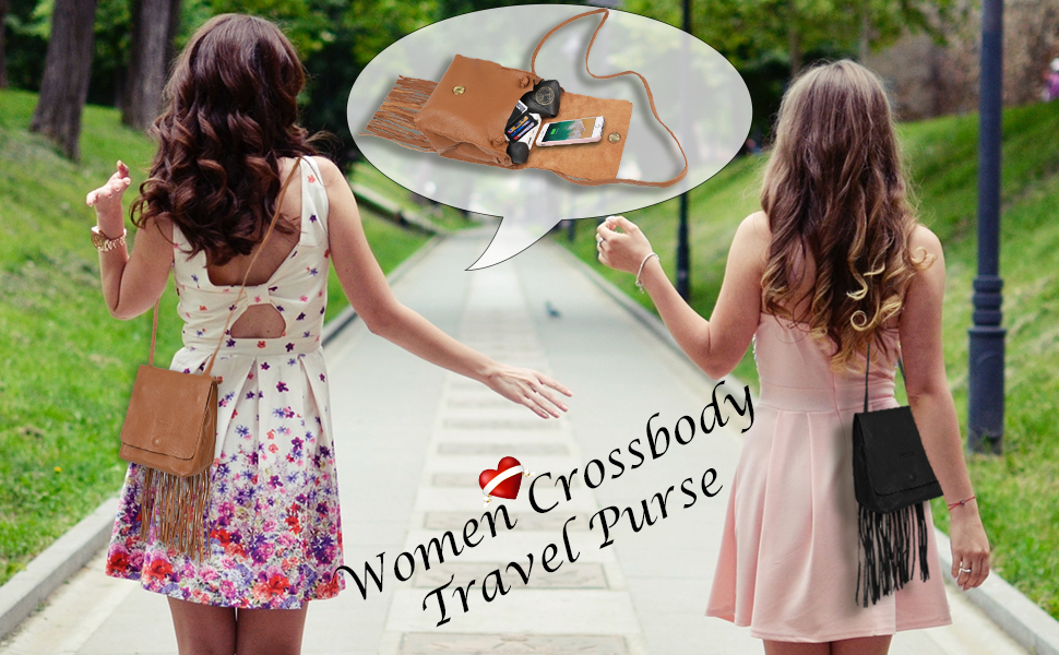handmade genuine Leather Cross body Purses Women Premium Crossover Bag Over Shoulder ladies Wallet