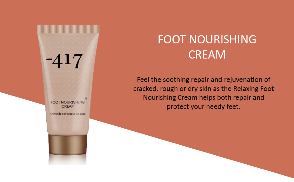 417 foot cream