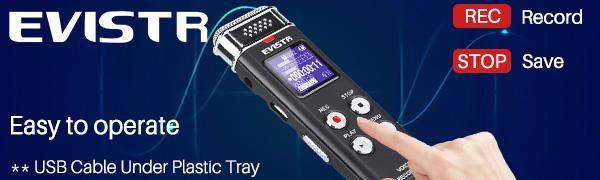 L157 voice recorder