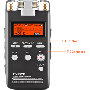 voice recorder easy to use
