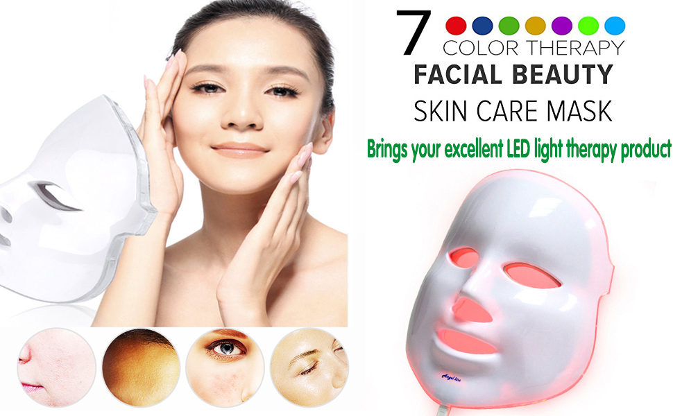 Remarkable, led light therapy for skin