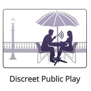 lovense, hush, bluetooth, vibrating, remote control, discreet public play