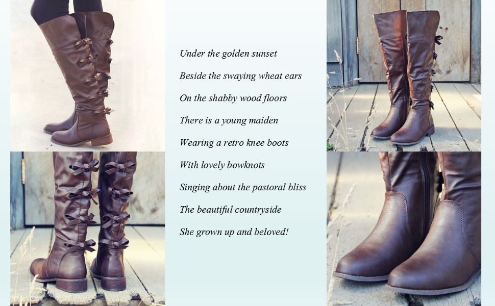 c6703384d2db New coming fall winter back  front  side lace up strappy knee high boots
