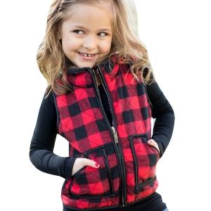 red black plaid jackets
