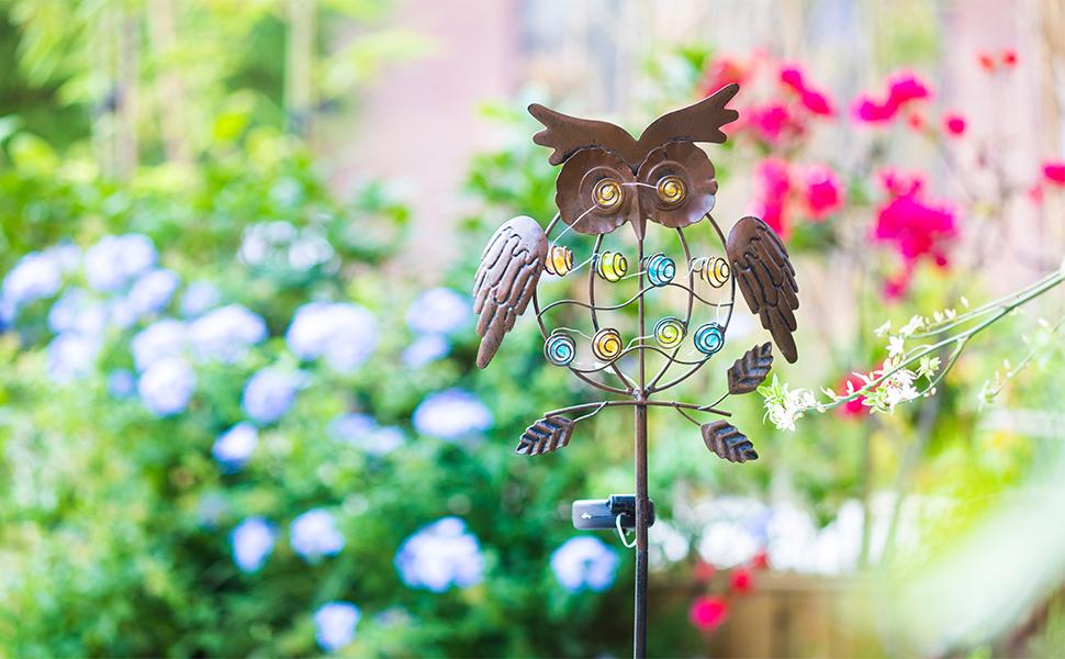 The right lighting for your garden