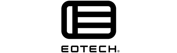 EOTECH logo HWS holographic weapon sight shooting accessory reticle view attachment rifle scope