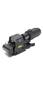 EOTECH HHS I shooting night vision view reticle sight weapon accessory attachment scope magnifier