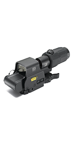 EOTECH HHS II shooting accessory attachment magnifier scope weapon sight reticle view