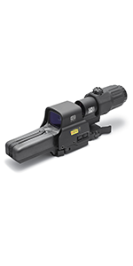 EOTECH HHS III accessory shooting attachment reticle view scope weapon sight magnifier